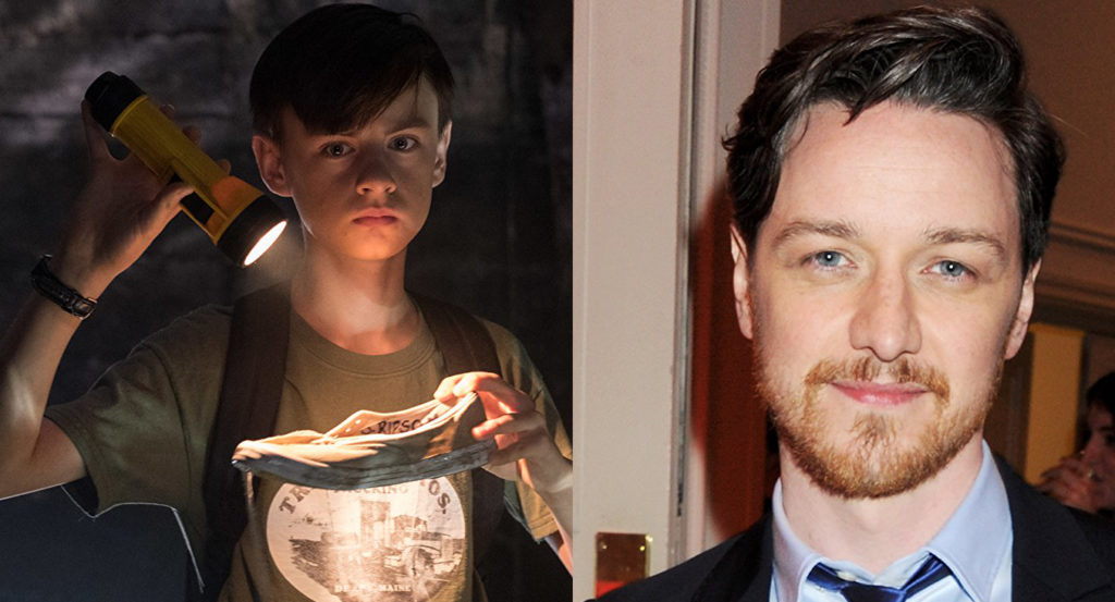 James McAvoy as Bill